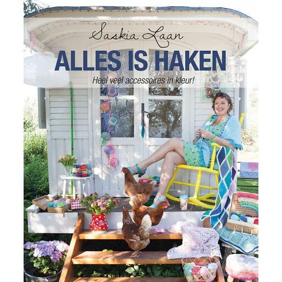 Haakboek - Alles is haken
