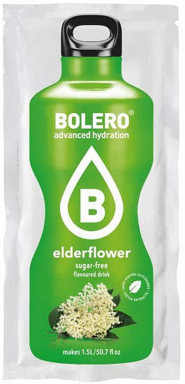 BOLERO - Gezonde Limonade - Elderflower