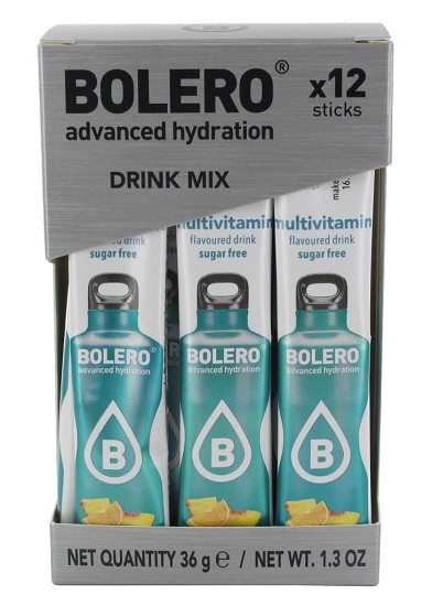 BOLERO - Gezonde Limonade - Sticks Multivitamine (per stuk)