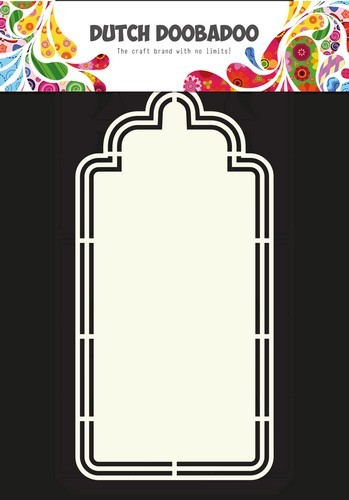 PRE-ORDER 5 - Dutch Doobadoo - Dutch Shape Art - Frames Label XL