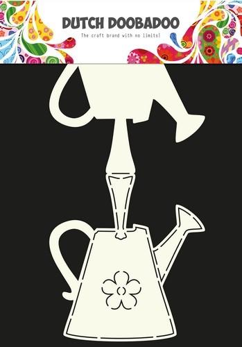 Dutch Doobadoo - Dutch Card Art - Gieter