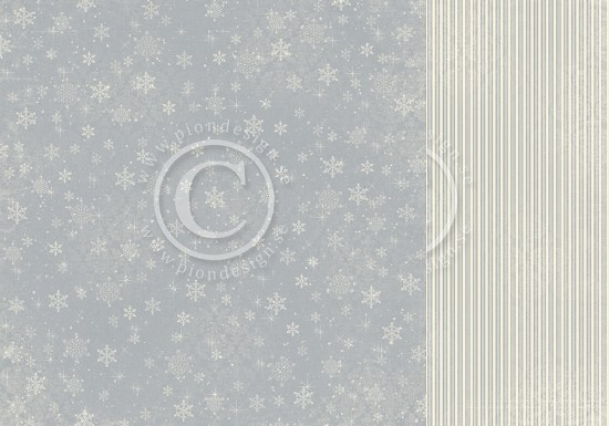 PION Design - Greetings from the North Pole - Snowfall