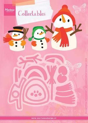 Marianne Design - Collectable - Eline`s Snowman