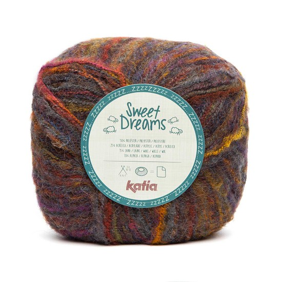 Breiwol Katia - Sweet Dreams - Kleur 204