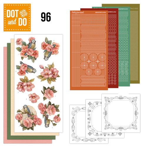 Dot and Do 96 - Bloemen