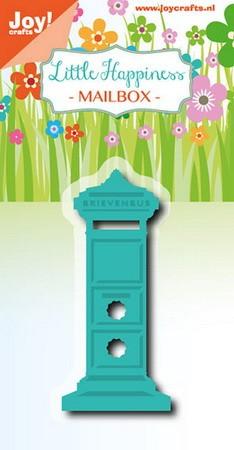 Noor! Design - Little Happiness - Mailbox