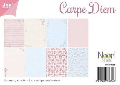 Noor! Design - Paperpad Carpe Diem A4