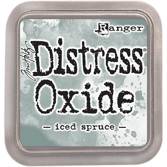 Distress Oxides Ink Pad - Iced Spruce