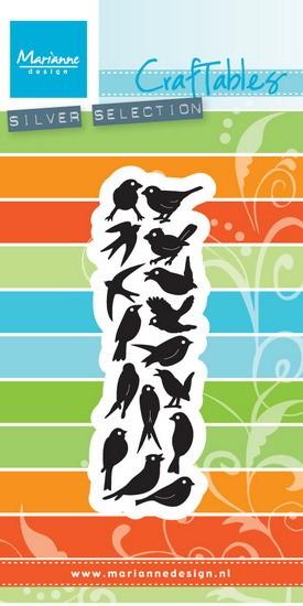 Afbeeldingsresultaat voor Marianne design punch birds