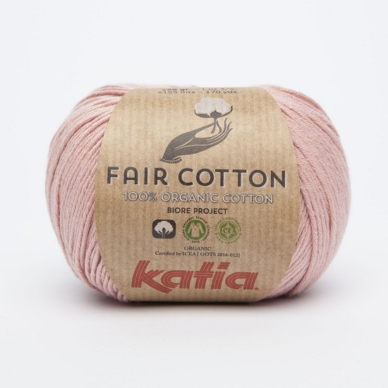 Breiwol Katia - Fair Cotton - Kleur 13