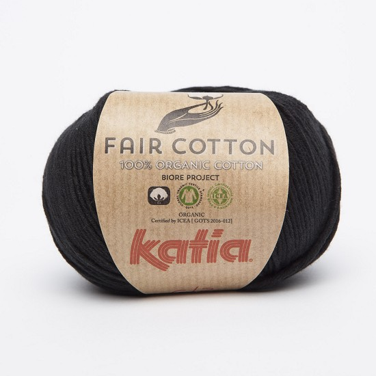 Breiwol Katia - Fair Cotton - Kleur 2