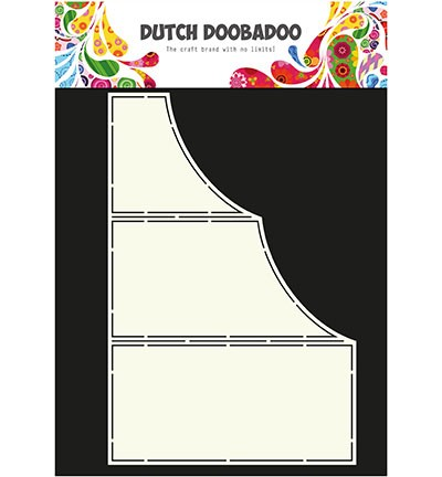 Dutch Doobadoo - Dutch Card Art - Z-fold