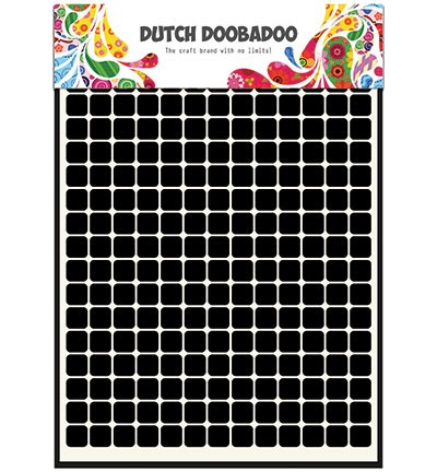 Dutch Doobadoo - Dutch Mask Art - Patch