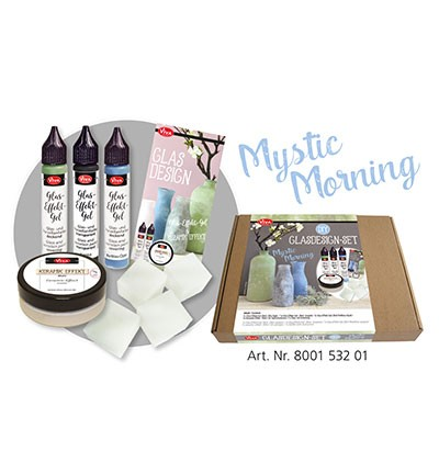 Viva Decor - Glas Design Mystic Set - Mystic Morning