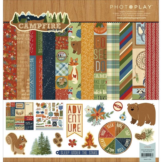 Collection kit - Photoplay - Campfire