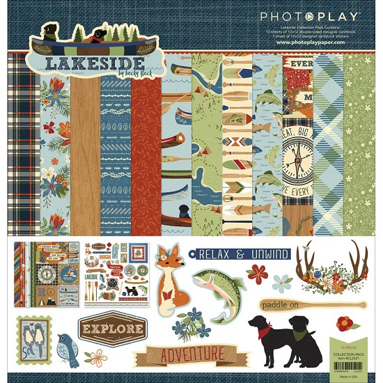 Collection kit - Photoplay - Lakeside