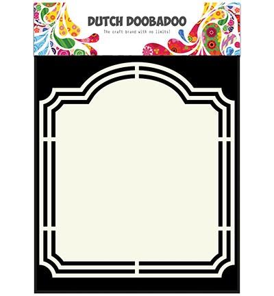 Dutch Doobadoo - Dutch Shape Art - Frame