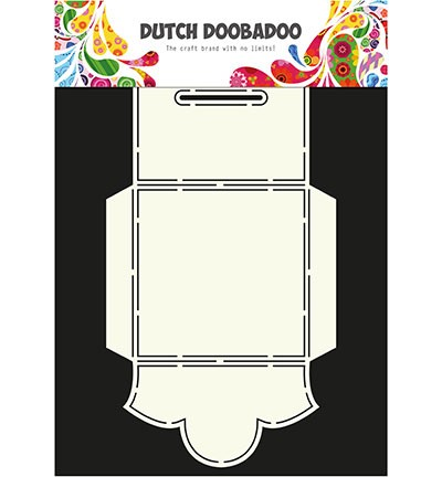 PRE-ORDER 5 - Dutch Doobadoo - Dutch Enveloppe Art - Schulp