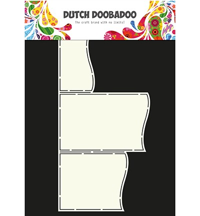 Dutch Doobadoo - Dutch Card Art - Wave