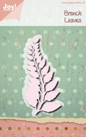Noor! Design - Floral Flourishes - Swirl leaves