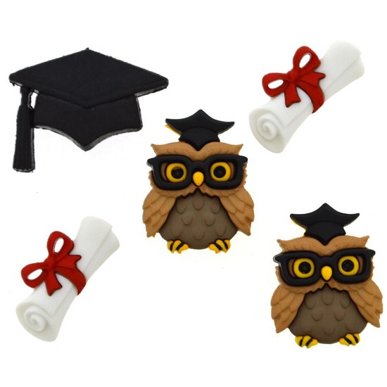 Dress it up - Embellishments - Graduation