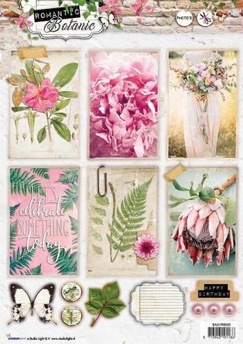 Studio Light - Stansvel Romantic Botanic - EASYRB585