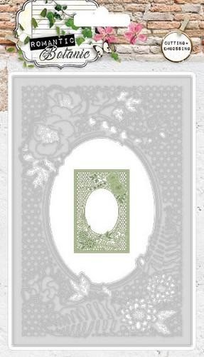 Studio Light - Stansmal Romantic Botanic - STENCILRB52