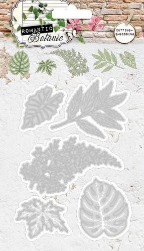 Studio Light - Stansmal Romantic Botanic - STENCILRB57