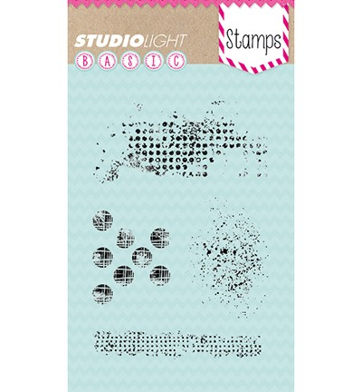 Studio Light - Clearstamp Basics A6 - STAMPSL243