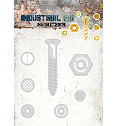 Studio Light - Industrial 2.0 - STENCILIN71