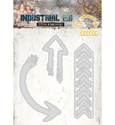 Studio Light - Industrial 2.0 - STENCILIN70