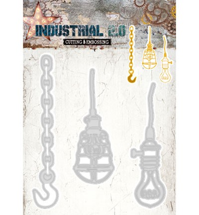 Studio Light - Industrial 2.0 - STENCILIN69