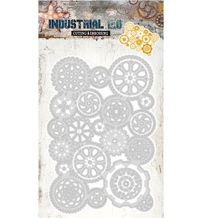 Studio Light - Industrial 2.0 - STENCILIN66