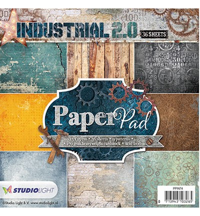 Studio Light - Industrial 2.0 - Paperpad PPIN74