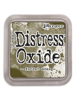 Distress Oxides Ink Pad - Forest Moss
