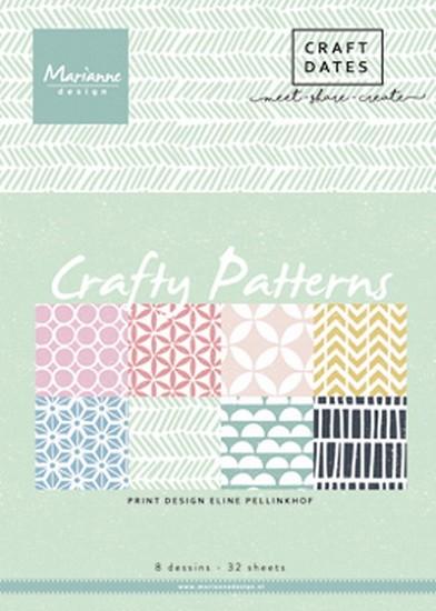 Afbeeldingsresultaat voor Marianne design crafty patterns