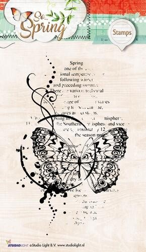 Studio Light - So Spring - Clearstamp A6 So Spring - STAMPSS282