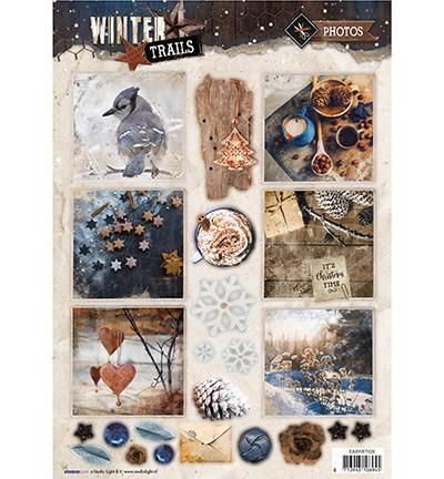 Studio Light - Winter Trails - Stansvel EASYWT628
