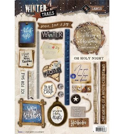 Studio Light - Winter Trails - Stansvel EASYWT632