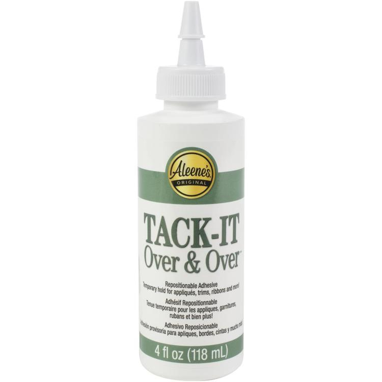 Aleene`s - Tack-It Over & Over - Liquid Glue