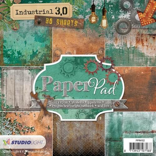 Studio Light - Industrial 3.0 - Paperpad PPIN102