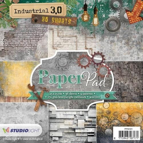 Studio Light - Industrial 3.0 - Paperpad PPIN101