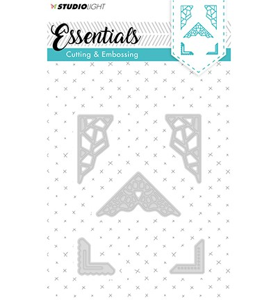 PRE-ORDER 4 - Studio Light - Embossing Die Cut Stencil - Essentials nr.145
