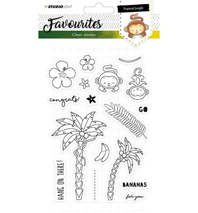 PRE-ORDER 4 - Studio Light - Stamp - Favourites nr.335