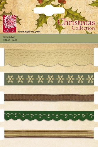 Christmas Collection Concept - Lintset naturel