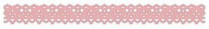 Cheery Lynn Designs - Border Wedding Garter