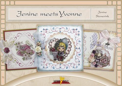Hobbydols 76 - Jenine meets Yvonne