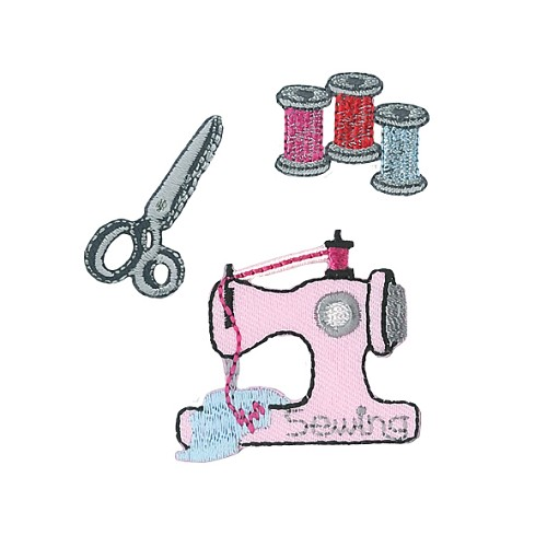 Applicaties - Restyle - Naaimachine sewing 749