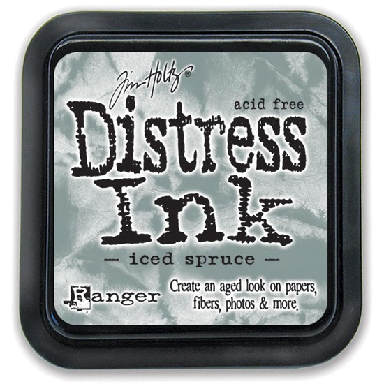 Distress inkt - Iced Spruce