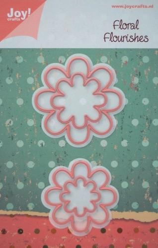 Joy! Crafts - Noor! Design Floral Flourishes bloem 4